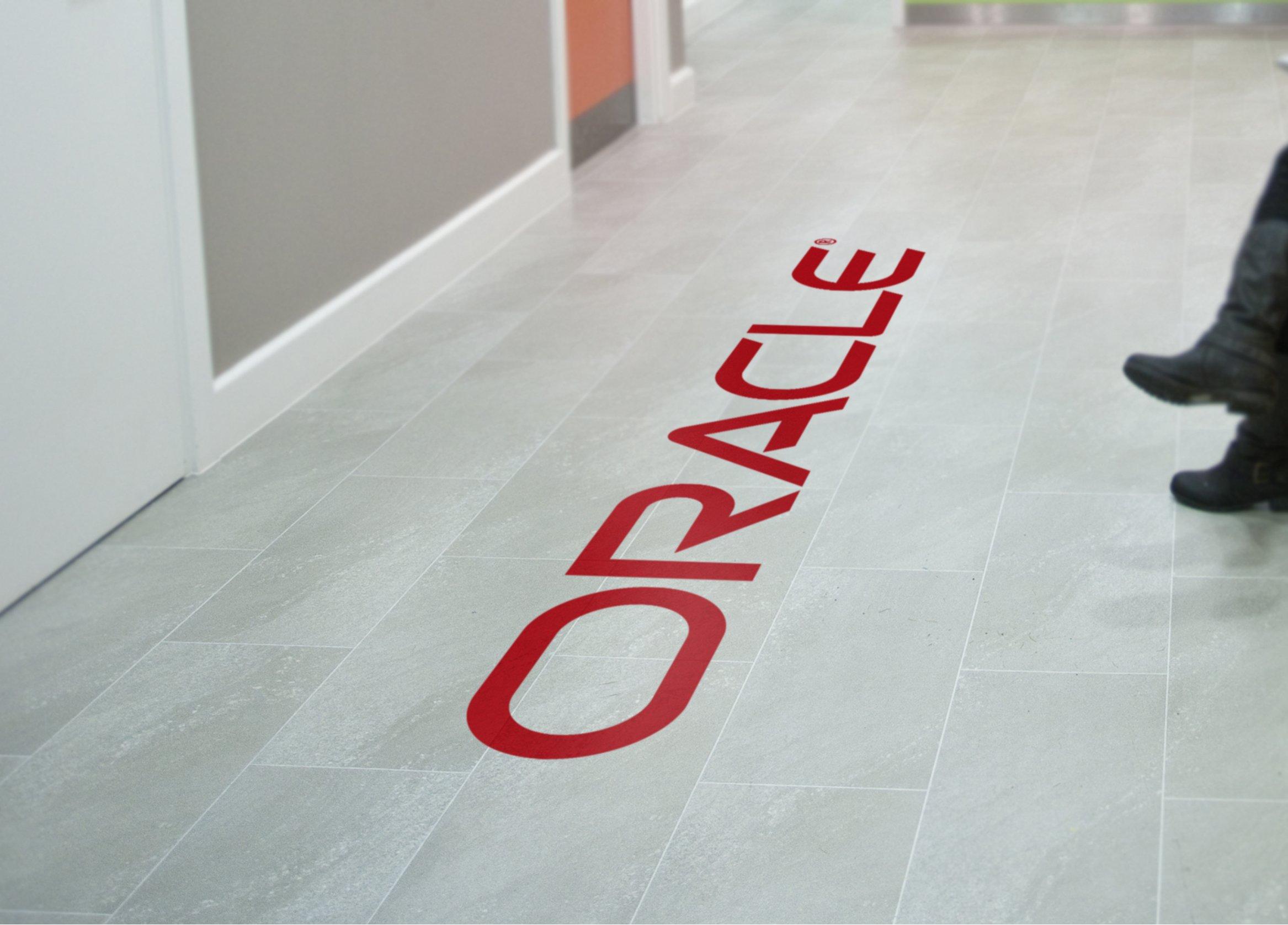 Oracle Floor Logo