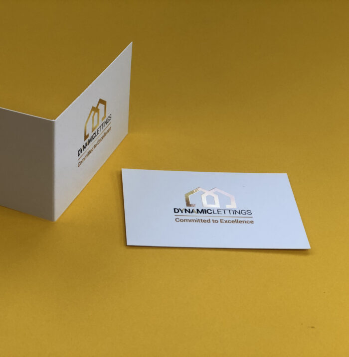 Gold Foiled cards