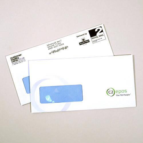 DL Printed Envelope