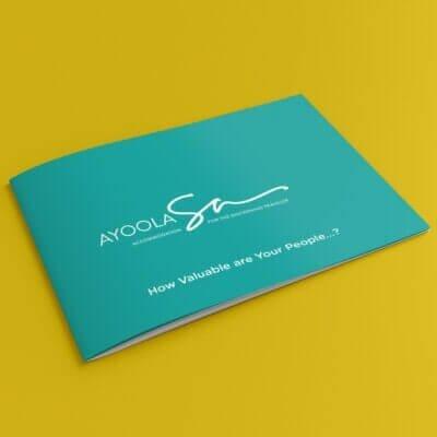 A5 Stapled Brochures