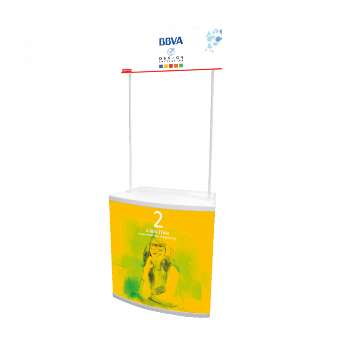 Yellow Counta Stand