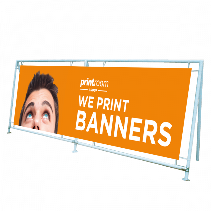 Heavy Duty Outddor Banner Stands