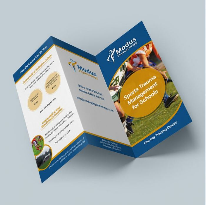 Printed Leaflet