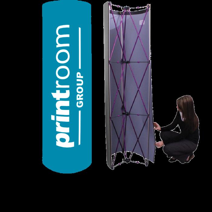 Pop-Up Tower display
