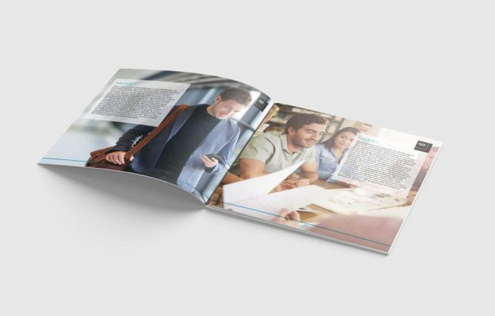 full colour brochure printing company in Thames Valley