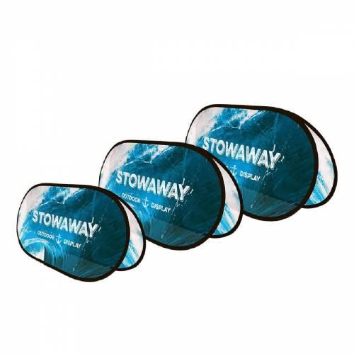 Stowaway-indoor outdoor flag printing