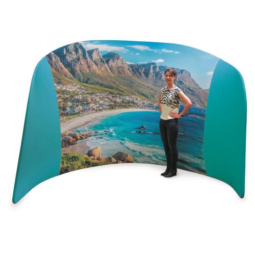 U-Shaped Booth
