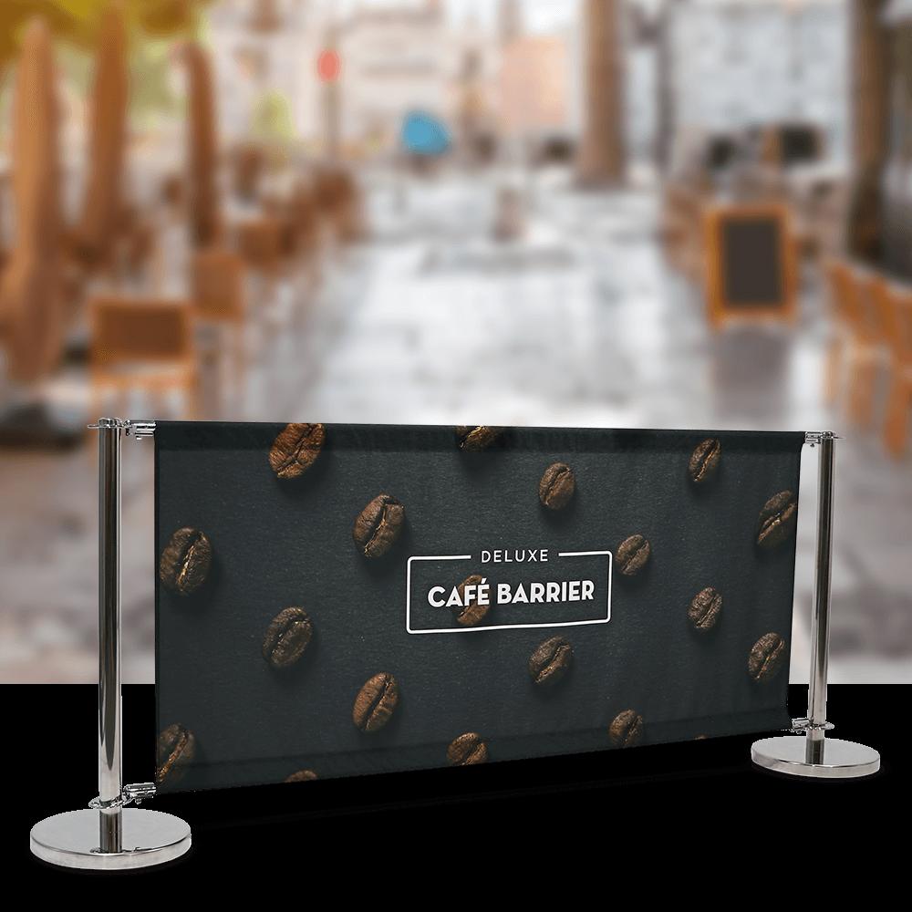 Deluxe Fabric Barrier
