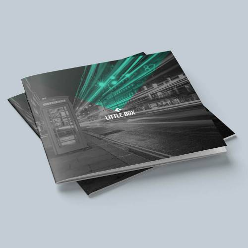 Brochure & Booklet Printing