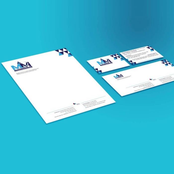 printed business stationery-small businesses Bracknell