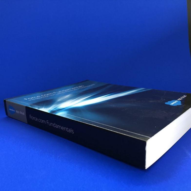 Softback bound book