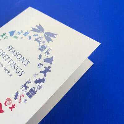 Custom Printed Christmas Cards