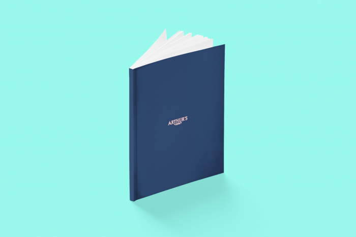 DL Perfect Bound Book