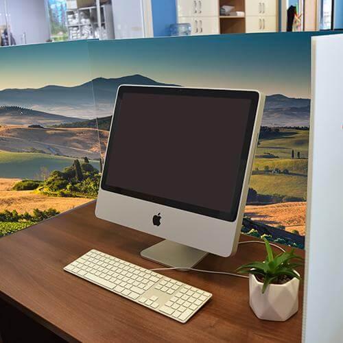 Desk Divider