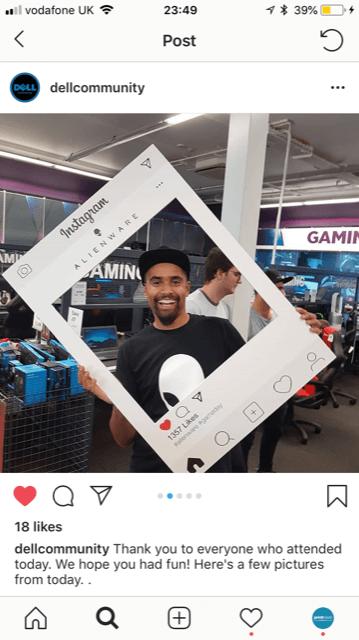Selfie Boards