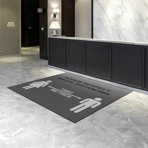 Printed Floor mat