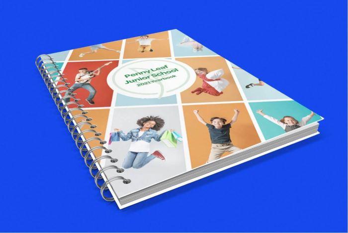 yearbook school