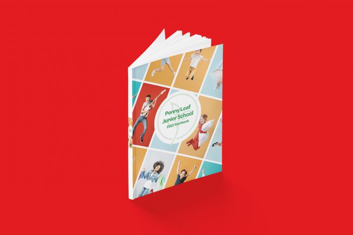 A4 Leavers Book