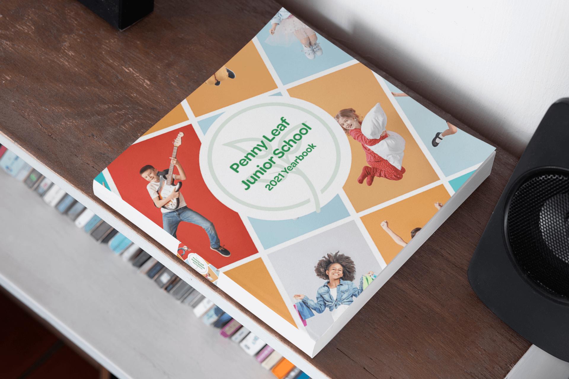 School Leavers Book