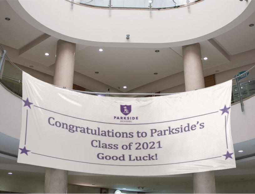 School Leavers Banners